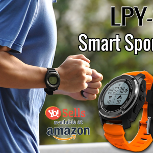 LPY-S928 Smart Sport Watch Review & Guide