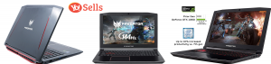 Acer Predator Helios 300 The best Laptops on Amazon (Top 10)