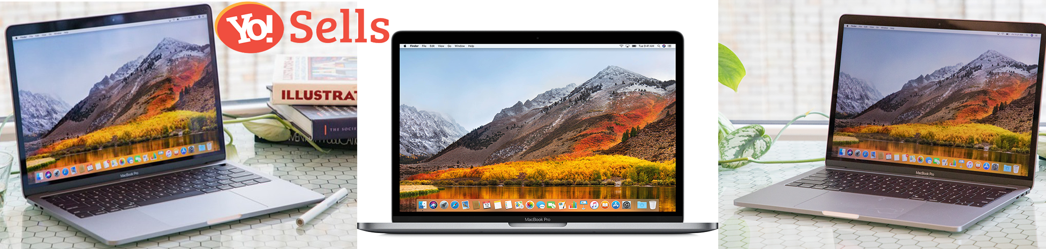 Apple MacBook Pro with Touch Bar 13-inch – 2018 The best Laptops on Amazon (Top 10)