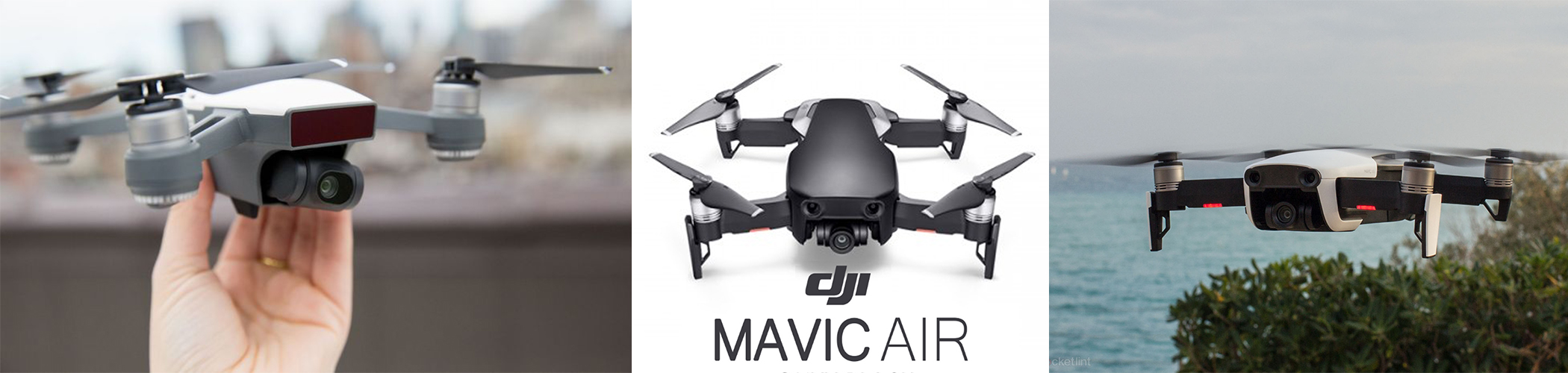 DJI Mavic Air REview