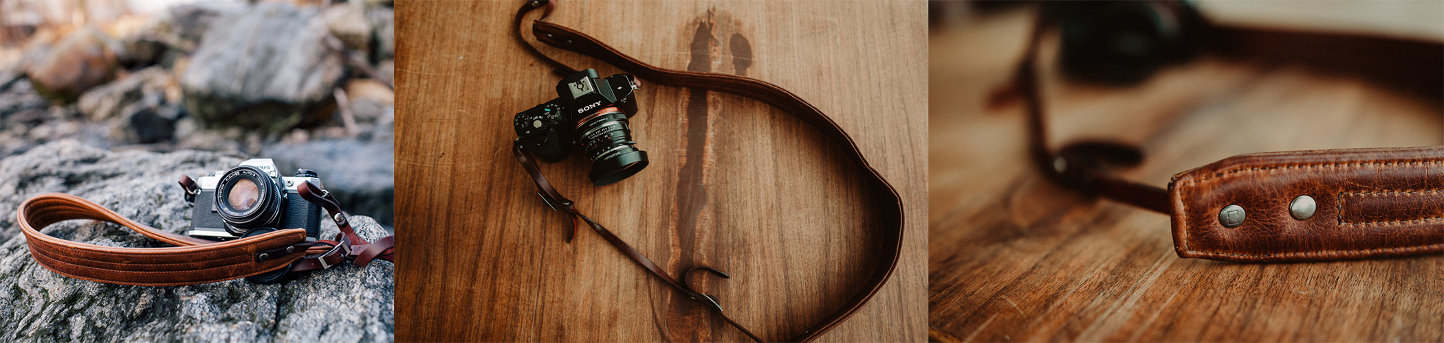 ONA – The Presidio Camera Strap