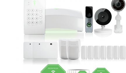 Frontpoint Accessories: Smart Home Technology